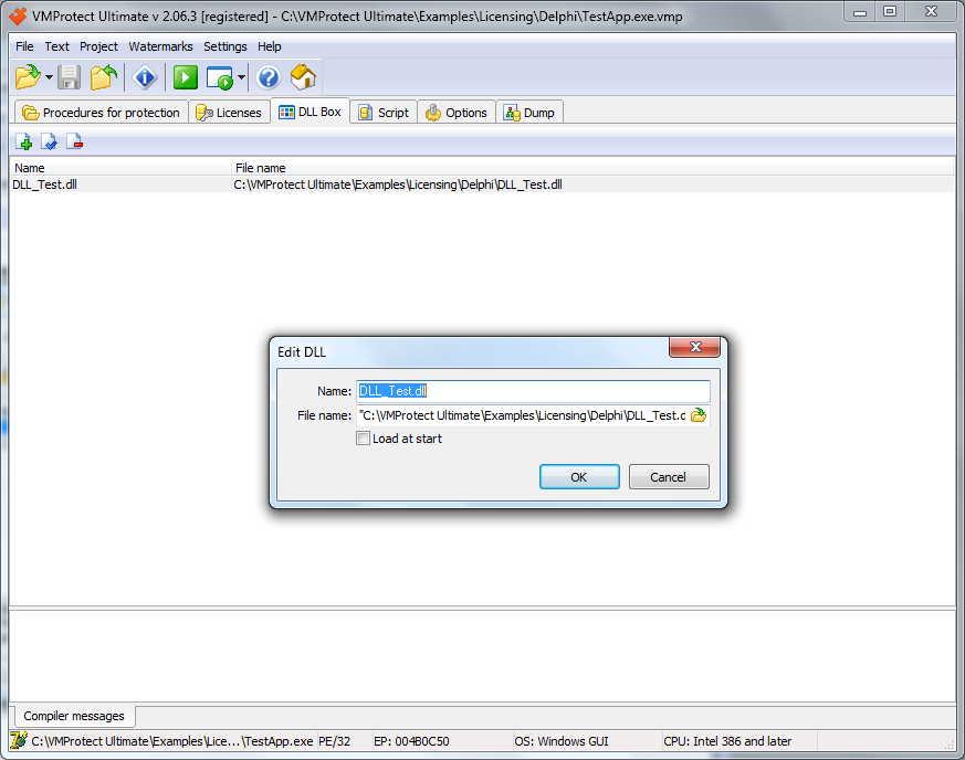 VMProtect Software Protection » VMProtect
